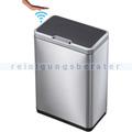 Mülltrennsystem EKO Mirage Sensor Bin 2 x 20 L Edelstahl