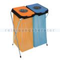 Mülltrennsystem EKOthinks Müllsackständer 2-fach