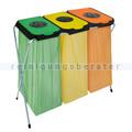 Mülltrennsystem EKOthinks Müllsackständer 3-fach