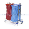 Mülltrennsystem Floorstar Entsorungswagen TW 2 SOLID