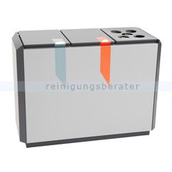 recyclostar 3 mit bechersammler graphitgrau vb 708390. Black Bedroom Furniture Sets. Home Design Ideas
