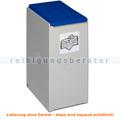Mülltrennsystem VAR Kunststoffcontainer 1-fach 40 L