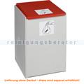 Mülltrennsystem VAR Kunststoffcontainer 1-fach 60 L