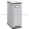 Mülltrennsystem Wesco Big Double Master 40 L cool grey