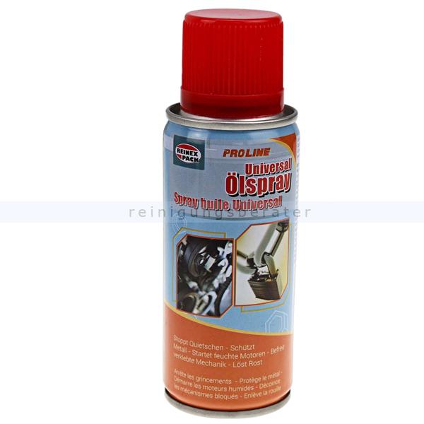 Multifunktionsspray Reinex Universal-Ölspray 100 ml Multifunktions Ölspray 11529