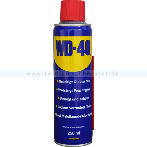 multifunktionsspray wd 40 250 ml. Black Bedroom Furniture Sets. Home Design Ideas