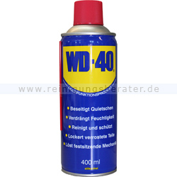multifunktionsspray wd 40 400 ml. Black Bedroom Furniture Sets. Home Design Ideas