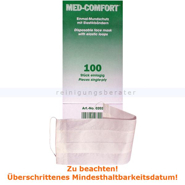 Mundschutz Ampri Med Comfort 1-lagig MHD