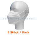 Mundschutz Atemschutzmaske KN95 5 STÜCK