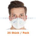 Mundschutz Hygostar Atemschutzmaske Super Protect FFP2 NR weiß