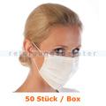 Mundschutz Hygostar Civil Use PP weiß 50 Stück/Box