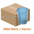 Mundspülbecher Ampri ca. 180 ml hellblau