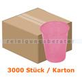 Mundspülbecher Ampri ca. 180 ml rosa