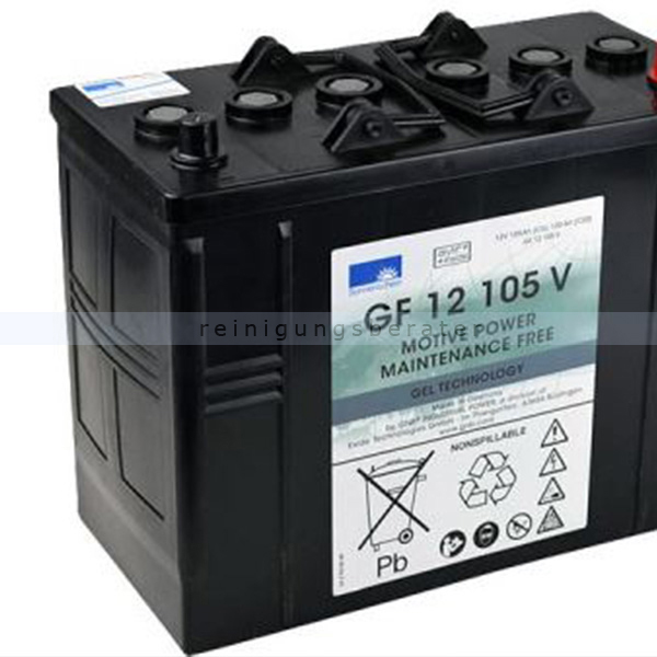 Nilco Batterien nilco-dryfit 105 12V / 105 Ah Gel 0081026