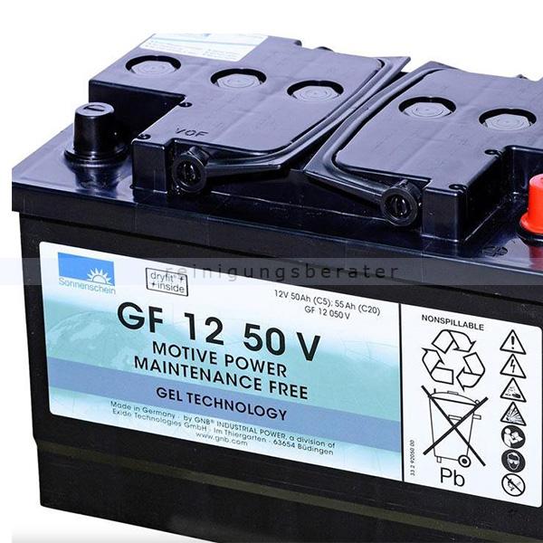 Nilco Batterien nilco-dryfit 50 12V / 50 Ah Gel 0081022