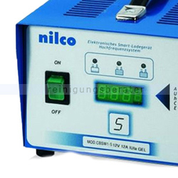 Nilco Universal-Ladegerät SMARTBOY 50-120 Ah