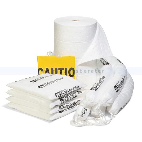 New Pig Notfallkit Absorptionsmittel PIG® Spill Caddy Nachfüllpack Nachfüllpackung für den PIG® Oil-Only Spill Caddy RFL444-999