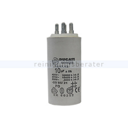 Numatic Betriebskondensator 10qF