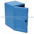 Numatic verschließbare Box blau für Versaclean und PreCar