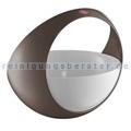 Obstschale Wesco Spacy Basket warm grey
