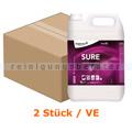 Öko-Flächendesinfektion SURE Cleaner Disinfectant Spray 2 x 5 L