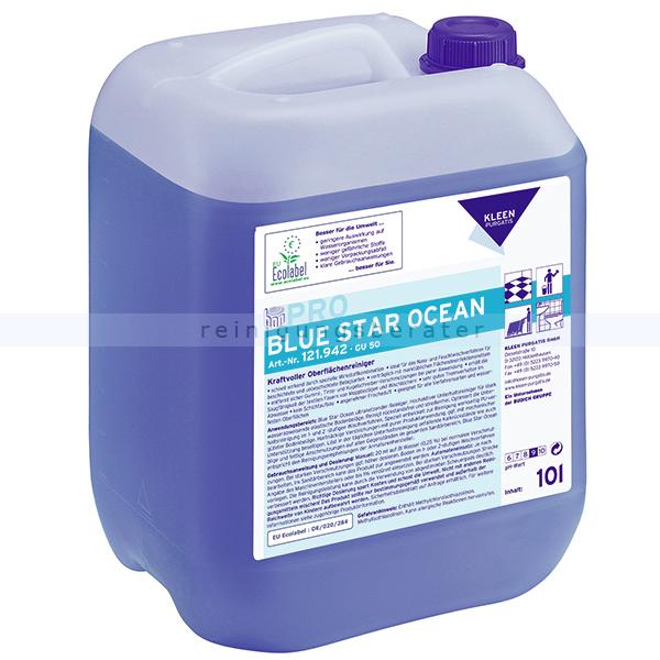 Öko-Universalreiniger Kleen Purgatis Blue Star Ocean 10 L