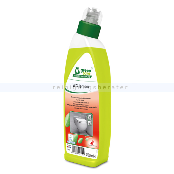 Öko-WC-Reiniger Tana WC Lemon 750 ml Saurer WC-Reiniger auf Basis Zitronensäure 712510
