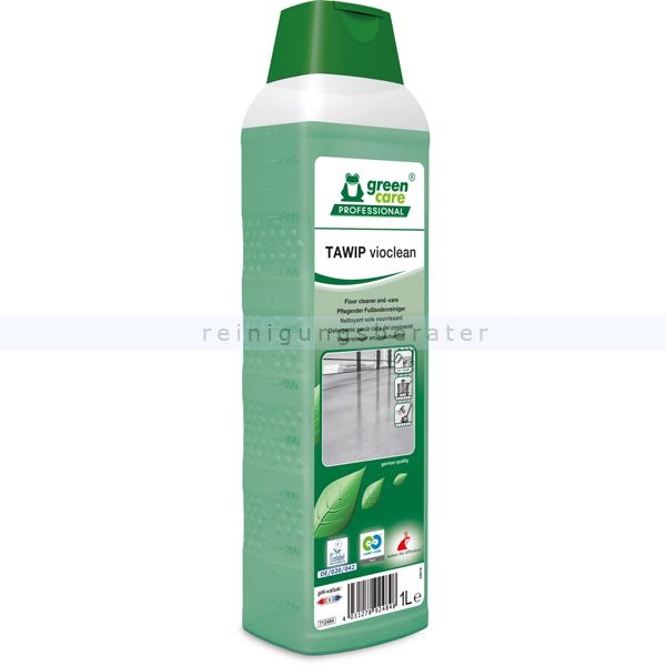 Öko-Wischpflege Tana Tawip vioclean 1 L ökologischer, pflegender Fußbodenreiniger auf Seifenbasis 712484