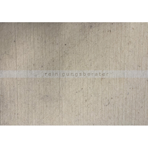 Orbital Exzenter Pad Dr. Rauwald beige Schafswolle 335 x 485 mm für Parkettböden zum Polieren 9.506.513