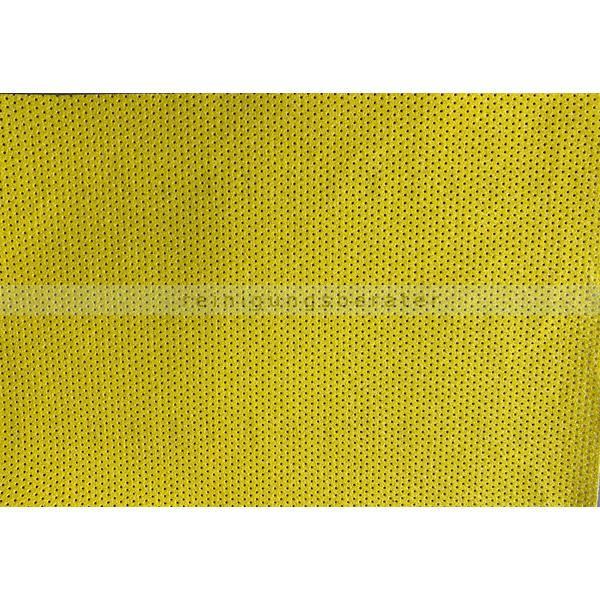 Orbital Exzenter Pad Dr. Rauwald gelb 80er 335 x 485 mm zum Schleifen von Parkett 9.506.508