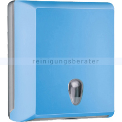 Papierhandtuchspender MP706 Color Edition, blau
