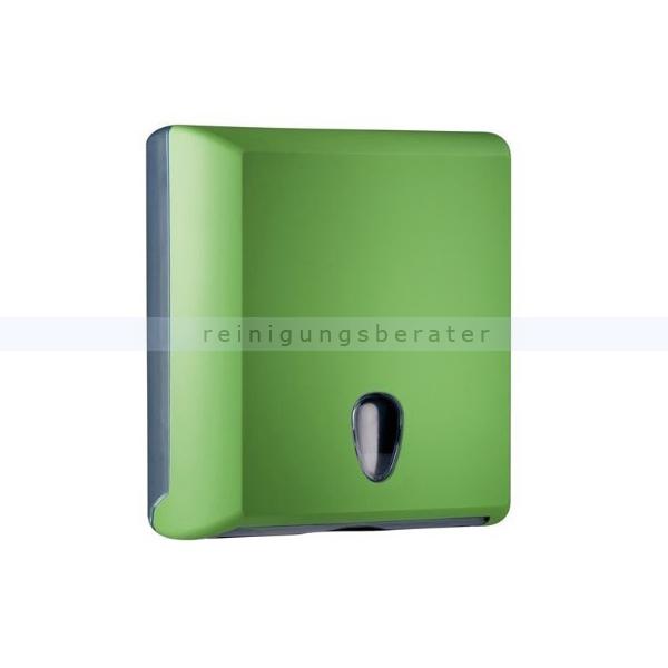 Papierhandtuchspender MP706 Color Edition, grün