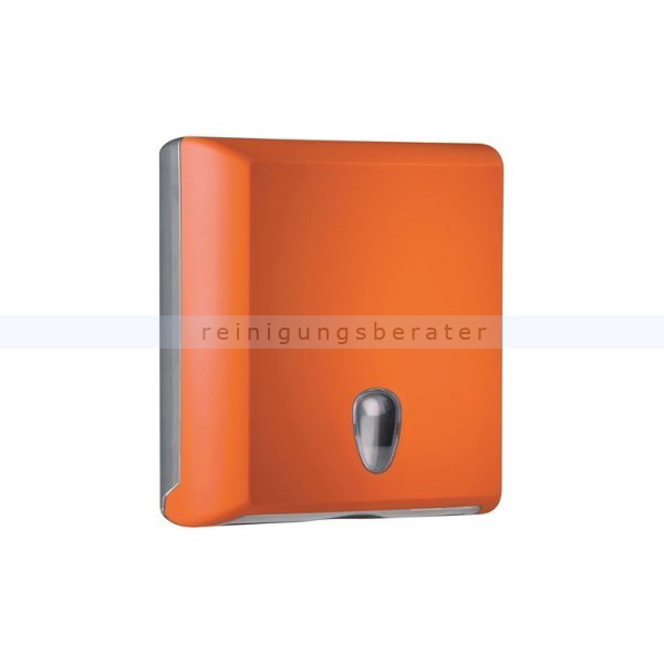 Papierhandtuchspender MP706 Color Edition, orange