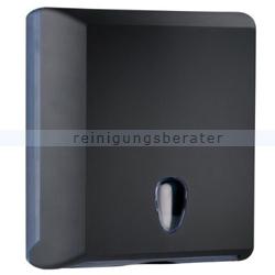 Papierhandtuchspender MP706 Color Edition, schwarz