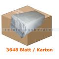 Papierhandtücher 3744 Blatt natur 25x32 cm