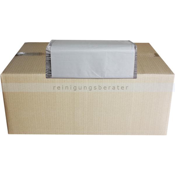 Papierhandtücher 5000 Blatt natur 25x21 cm