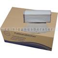 Papierhandtücher 5000 Blatt natur 25x23 cm, ZZ-Falz, 1-lagig