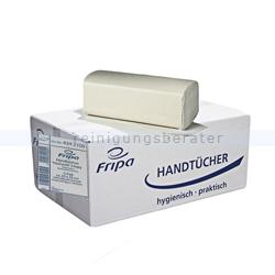 Papierhandtücher Fripa 3072 Blatt 25x33 cm hochweiß