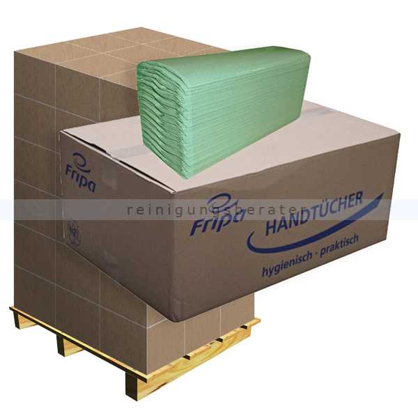 papierhandt cher fripa gr n 25x33 cm palette. Black Bedroom Furniture Sets. Home Design Ideas