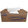 Papierhandtücher Fripa Ideal 3120 Blatt hochweiß 25x33 cm