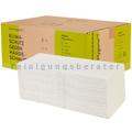 Papierhandtücher Green Hygiene FRIEDA hochweiß 25x23 cm Pal.