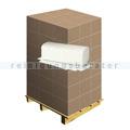Papierhandtücher hochweiß 25x33 cm, Palette