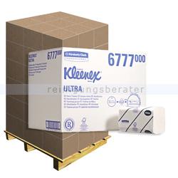 Papierhandtücher Kimberly Clark KLEENEX® ULTRA Med, Palette