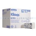 Papierhandtücher Kimberly Clark Kleenex Ultra hochweiß