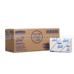 Papierhandtücher Kimberly Clark SCOTT® SLIMFOLD