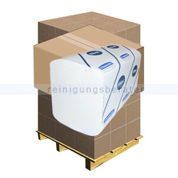 Papierhandtücher Kimberly Clark Ultra Super-Soft, Palette