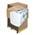 Zusatzbild Papierhandtücher Kimberly Clark Ultra Super-Soft, Palette