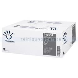 Papierhandtücher Papernet 3640 Blatt natur 22x32 cm