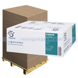 Papierhandtücher Papernet 5000 Blatt natur 23x24,5cm Palette