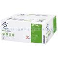 Papierhandtücher Papernet BIOTECH 3150 Blatt Flushy 22x21 cm